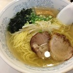 喜慕里 - しおラーメン