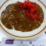 慶応義塾大学三田キャンパス 山食 - 2013.08 またまた食べたカレー@310