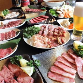 太宰府・二日市で焼肉宴会なら「ばっされ」へ!
