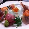 住の江 - 料理写真:刺身盛り合わせ