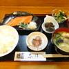 志乃 - 料理写真:鮭甘塩焼き