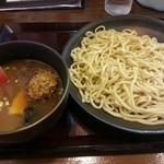 是・空  - つけ麺(並)