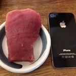 おがわ - 201208 iPhoneとほぼ同じサイズの
