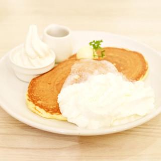 Butter あべのHoop - プレミアムバター パンケーキ 2枚 (980円) '13 8月上旬