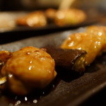 どさんこキッチン ゴリラ - 鶏BBQ串