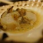 どさんこキッチン ゴリラ - ホタテバター焼き