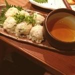 Kitchen和 - 自家製海鮮しゅーまい!クオリティのやばさっヾ(@⌒ー⌒@)ノ