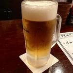 20870716 - 1,000円セットの生ビール  単品は298円