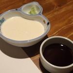 Ryoutei - 手作り豆腐