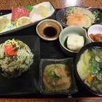 いなか飯屋 - 料理写真:全体
