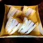 大菩薩峠 - ミックスサンドイッチ