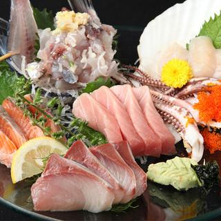 美味しい魚が食べたいなら当店にお任せください!!