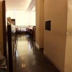 洋食 キムラ - 店内の一部