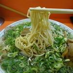 ラーメン 藤 - 麺