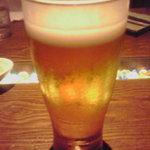 和彩dining 花 - 生ビール