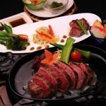 石垣牛ステーキ専門店 南ぬ島へんりー - ステーキをメインに数種類のセットを取り揃えております