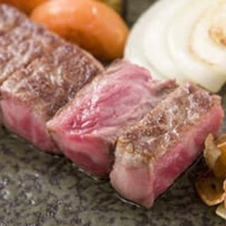 特選神戸ビーフステーキコース