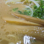 陽気 - メンマとスープ