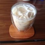 20884732 - みんなのコーヒー コーヒーバナナジュース ¥400円