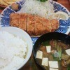 とんかつ水戸黄門 - 料理写真:ロースかつ定食¥1500