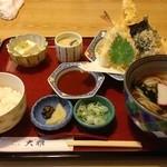 大雅 - 天ぷら定食