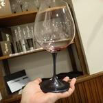 燕三条イタリアン Bit - 「玉川堂」とは、この素敵なグラス類を作ってらっしゃる工房のこと!