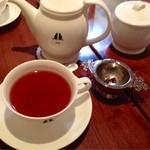 ガーデンカフェ ぬまもと - オカイティ茶園のダージリン