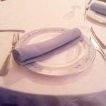 シェムラブルリス - テーブルの設え