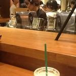 スターバックスコーヒー - 2013/08 スターバックス ラテ -ICED- Tall ¥380