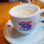 コメダ珈琲店 - 2013.8.26 ミルクコーヒー ¥380