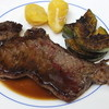 Rubisutorodakote - 料理写真:十勝牛サーロインステーキ
