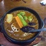 カズサヤ - 野菜カレー