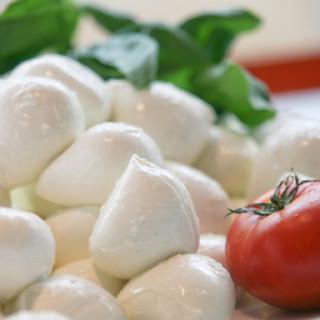 ボッコンチーニ~水牛ミルク100%のモッツァレラチーズ~