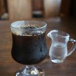 レストハウス まきば - コーヒー付きですが、アイスはプラス50円