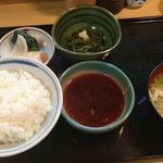 20899332 - 天ぷら定食のセットはこれ