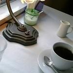ラビットコーヒー - ブレンドコーヒー\400