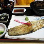 鰻昇 - 白焼御飯