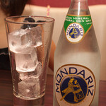 コメドル - 炭酸水