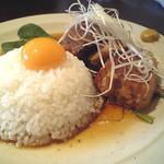 七面鳥カフェ - 角煮プレート