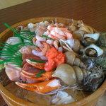 吉川鮮魚店 - 1人前2000円コース1