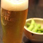 唐橋茶屋 - beer