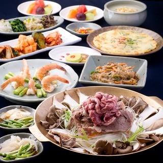 こだわり素材の料理、お洒落な雰囲気◎飲み放題付¥3500~
