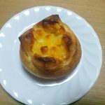 20911049 - 2013.8. チーズ入りパン