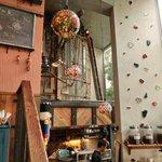クルミドコーヒー - 店内の風景です