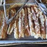 讃岐製麺所 - ちくわの天ぷら
