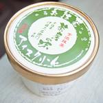 伊藤久右衛門 - カップアイス 抹茶 (294円)