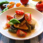 かもめ食堂 - 8種のお野菜を使って仕上げる「8種の夏野菜冷やしカポナータ」