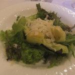 ラ リベラ - 2013/08 朝どり水茄子のサラダ