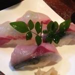 ぱやお - お好み寿司。サバが新鮮で美味しかったです。