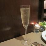 ルナール ブルー - シャンパン